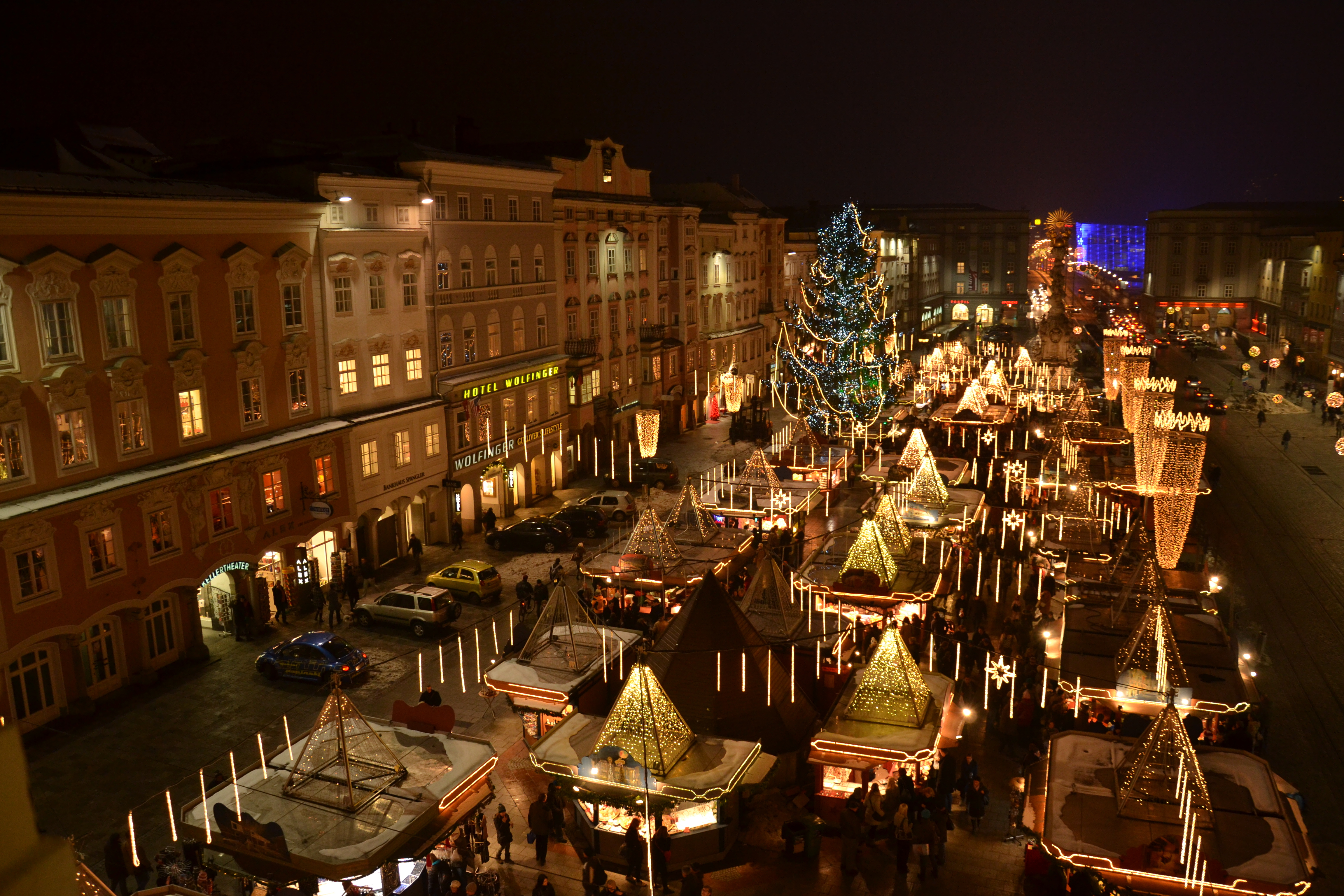 Advent Linz